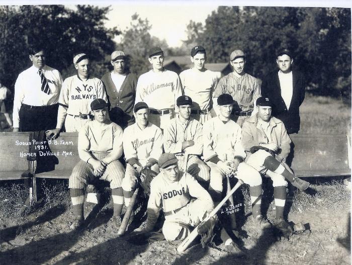 1931 BB Team