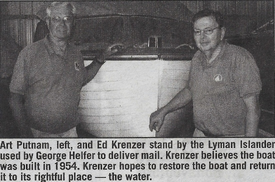 Lyman Islander