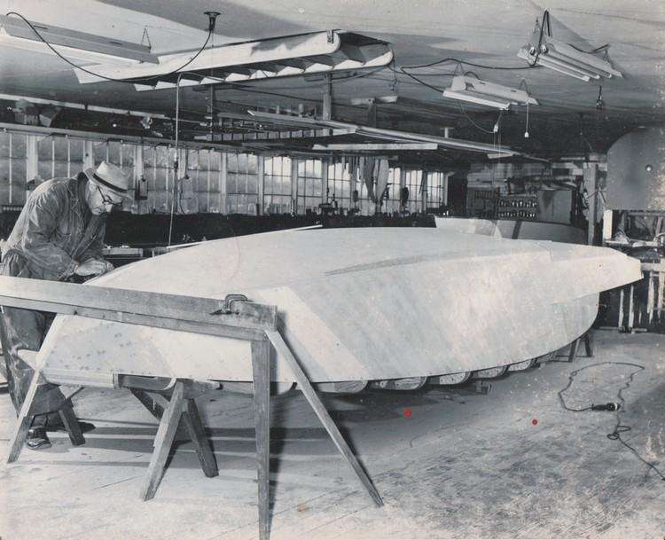 William Kallusch building Kid Boots III 750x610