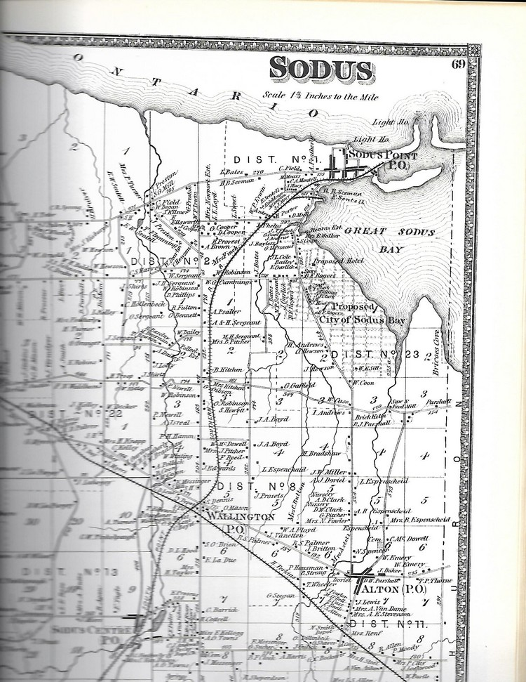 Proposed City of Sodus Bay 750x